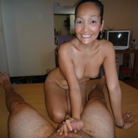 asian wife blowjob