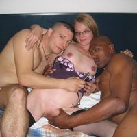housewife interracial